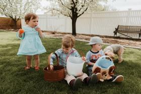 Little Bird Nest | Easter 4